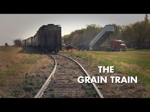 Lost Files Chris Tarrant Extreme Railways… THE GRAIN TRAIN