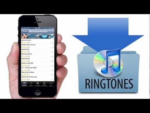 How to Get 500.000+ FREE RINGTONES for iPhone using iTunes 11
