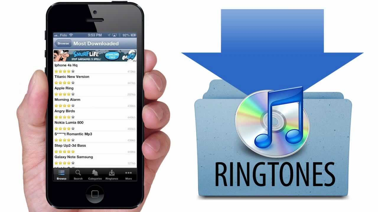 ringtones for iphone 6 how to get 500 000 free ringtones for iphone using itunes 16035