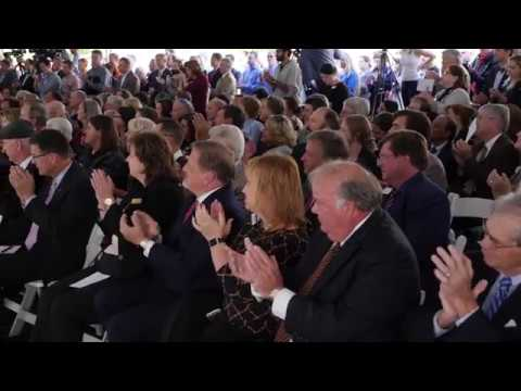 VTC Biomedical Research Expansion Groundbreaking