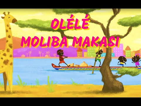 Olélé moliba makasi (paroles en lingala/français)