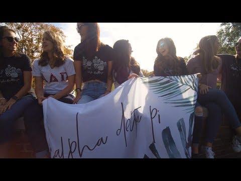 ADPi - Miami University 2018 Recruitment Video
