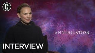 Natalie Portman Annihilation Interview: Making a Genuinely Unique Sci-Fi Film