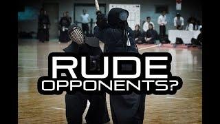 [KENDO RANT] - Rude Opponents? Too Short for Jodan?