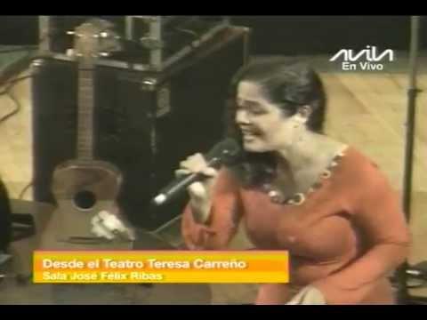 Concierto completo de Fabiola José en el Ciclo SonARA 2015