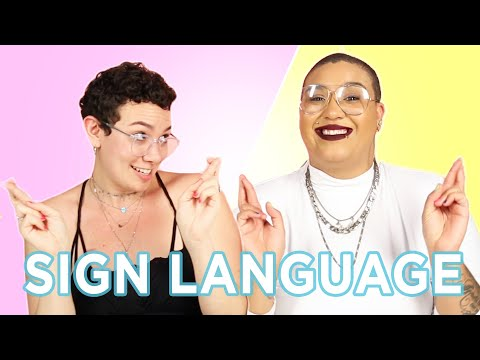 We Learned American Sign Language In 3 Months