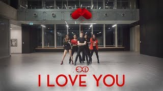 [EXID(이엑스아이디)] 알러뷰 (I LOVE YOU) Dance Cover [Limelight]