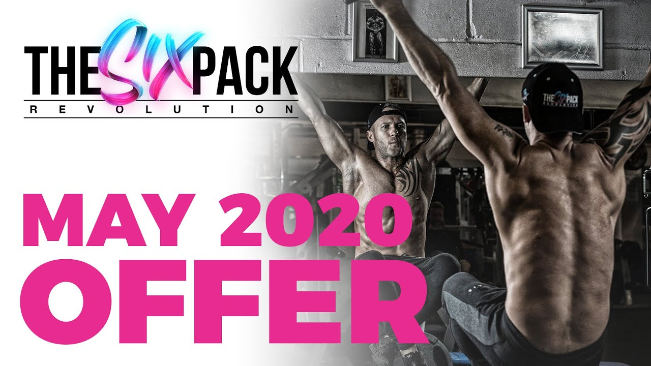 Special Offer for May 2020