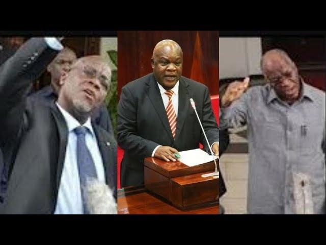 TBC1: JPM Alivyomrarua Waziri Kamwelwe Leo Hadharani