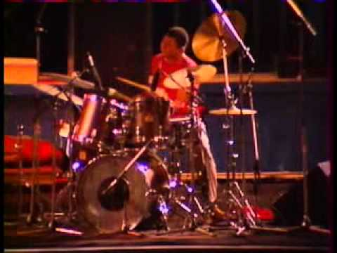Keith Jarrett trio at the Juan Les Pins Jazz Festival in Antibes, France. 1986 Part 2.