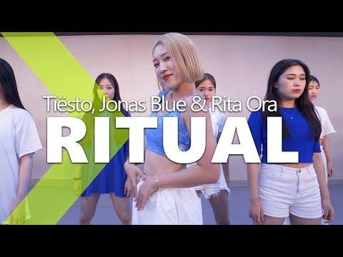 [ Performance ver. ] Tiësto, Jonas Blue, Rita Ora - Ritual / JaneKim Choreography.