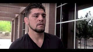 "Nick Diaz Raw Thoughts on Nevada ""Dork Court"" (after NAC Banned Him)"