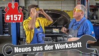 Klimaanlage: Lecksuche mit UV-Brille & Formiergas | 1740€ für SBC-Bremseinheit in Radlager-E-Klasse