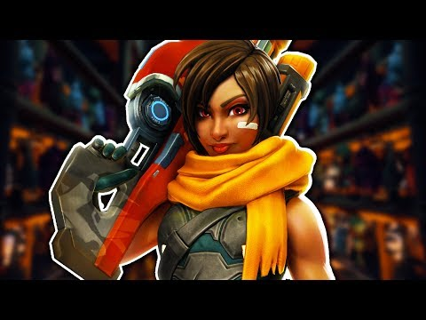 100% MINE KINESSA | Paladins Kinessa Gameplay & Build