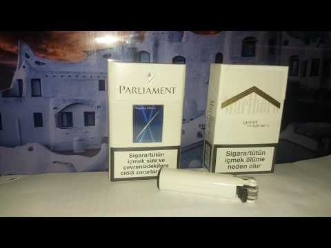 Marlboro VS Parliament (Scientific recommendation)