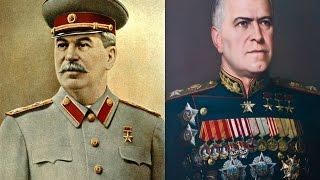 """Сталин - """"Территория заблуждений"""" Правда о Сталине и Жукове"""