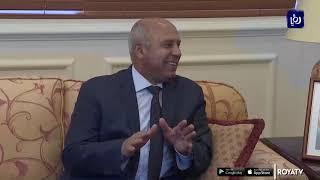 رئيس الوزراء يؤكد أهمية التكامل في مجال النقل بين الأردن ومصر والعراق (12/10/2019)
