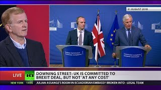Downing Street: UK is committed to Brexit deal, but not 'at any cost'
