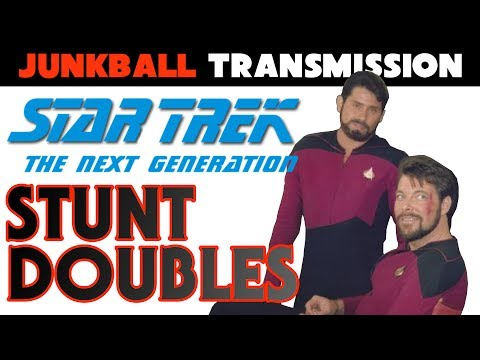Star Trek The Next Generation Stunt Doubles