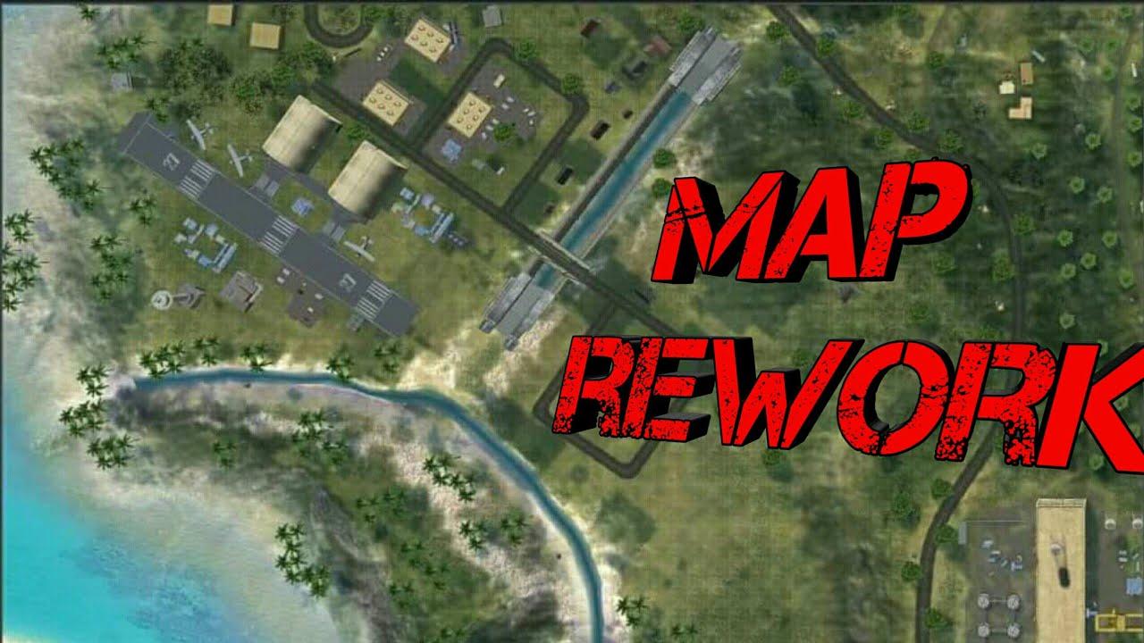 New Map Rework In Bermuda And Perguatory Free Fire Bg Youtube