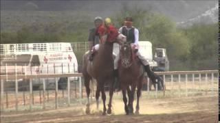 Carreras de Caballos en Baviacora 04 de Abril 2015
