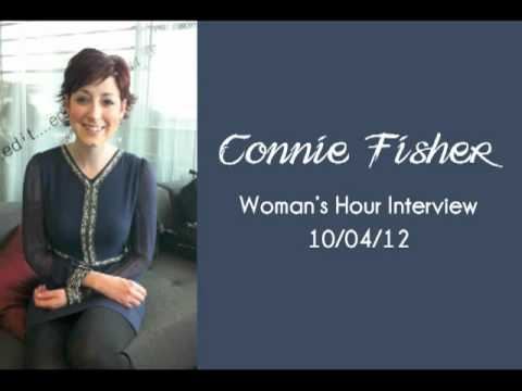 Connie Fisher on The Woman's Hour 10/04/12