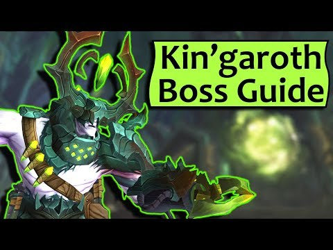 Kin'garoth Guide - Heroic/Normal Antorus Boss Strategy