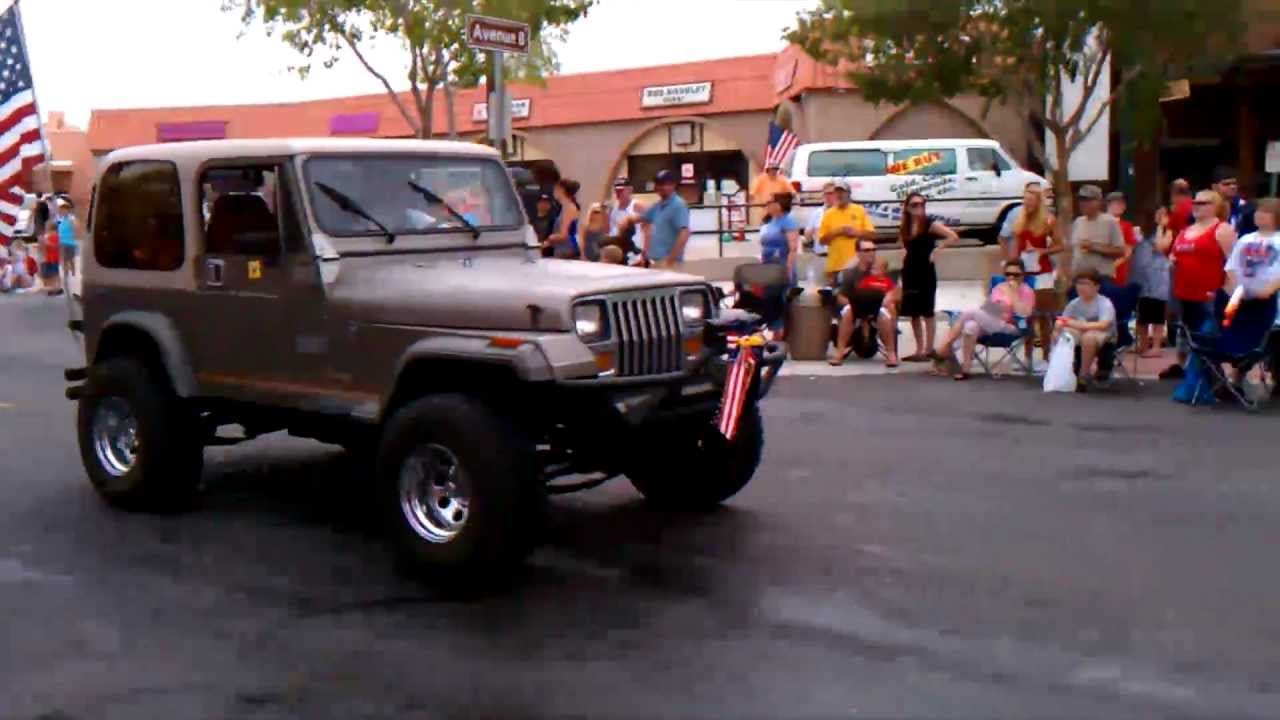 Jeep Wrangler Tricked Out - YouTube