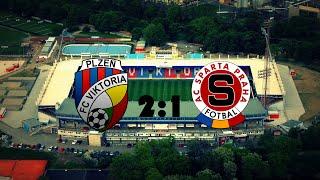 Viktoria Plzeň - Sparta Praha--- Synot Liga (2:1)