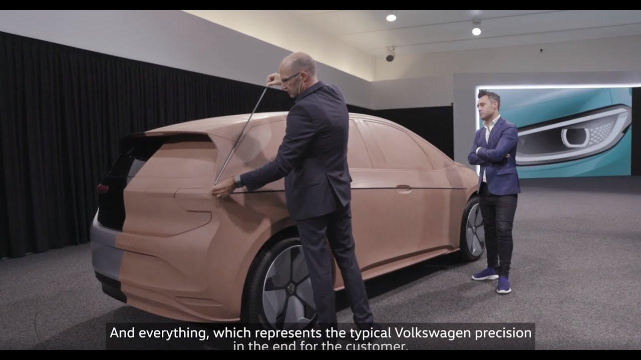 La creación del Volkswagen ID.3 - Capítulo 5 - El diseño exterior