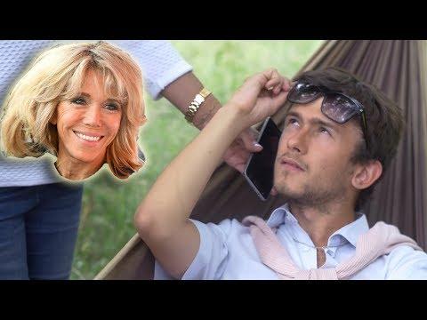 Youtube: Leo Roi – Macron Président (feat. Brigitte)