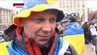 Мечты украинцев о европейской жизни после Евромайдана))))