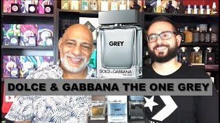 NEW Dolce & Gabbana The One Grey Fragrance/Cologne REVIEW with Redolessence + GIVEAWAY (CLOSED)