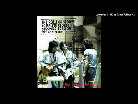 Rolling Stones Black And Blue Sessions Fool to cry Rehearsals (Studios)