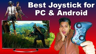 Redgear Pro Series Wireless Gamepads Review | joystick for pc & android | Play PUBG with Redgare Pro