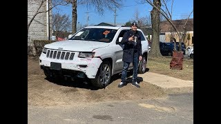 2015 Jeep Grand Cherokee Diesel «Summit».Замена Toyota Prado. Авто Из Сша.