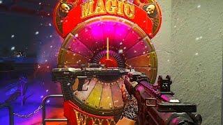 Infinite Warfare Zombies: Mystery Box Footage, Mokey Bomb, Clowns, more! (Reveal Trailer)