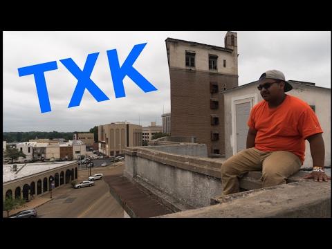 DOWNTOWN TXK(Texarkana)[VLOG #4]