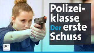 Die Polizeiklasse | Folge 2 - Der erste Schuss | Kontrovers | Doku-Serie | BR24
