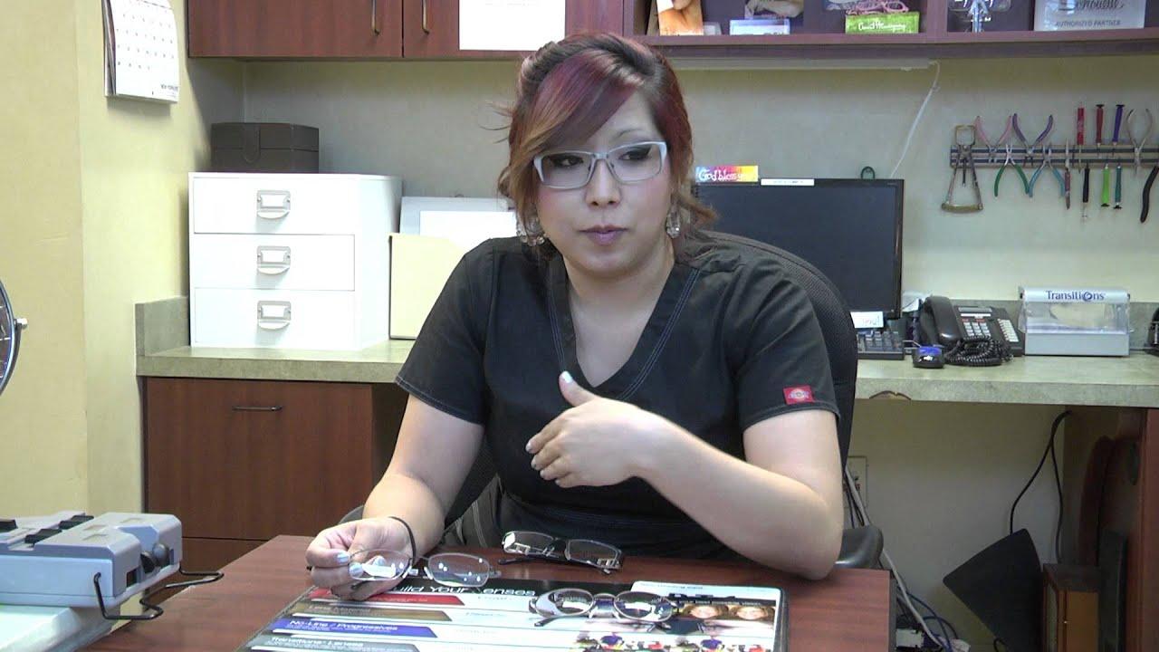 Optician Training - YouTube