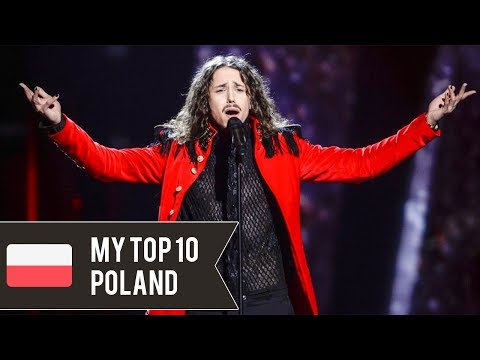 Eurovision POLAND | My Top 10