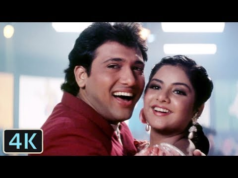 Dole Dole Dil Mera Dole   Full 4K Video Song   Govinda   Divya Bharti - Shola Aur Shabnam
