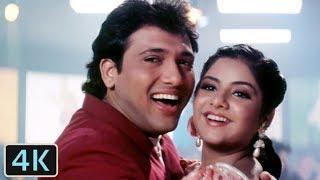 Dole Dole Dil Mera Dole , Full 4K Video Song , Govinda , Divya Bharti Shola Aur Shabnam