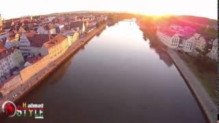 Regensburg ,,, Deutchland ,,, Edit ,,, Halmat style
