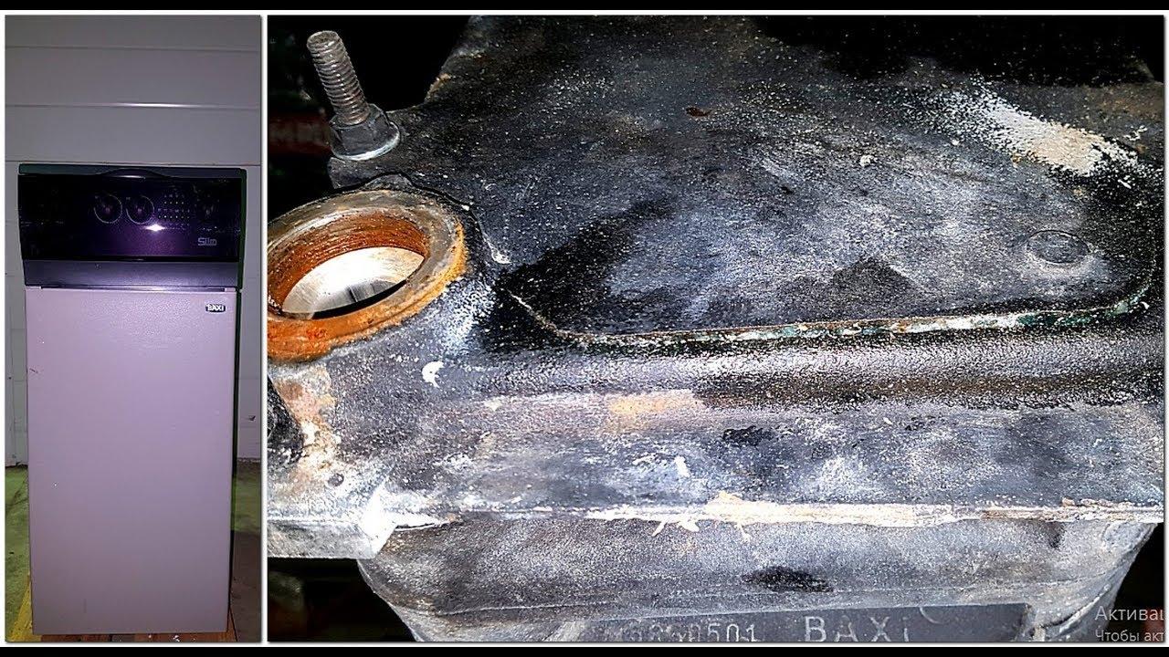 В теплообменнике трещина Кожухотрубный испаритель Alfa Laval DXS 200 Липецк