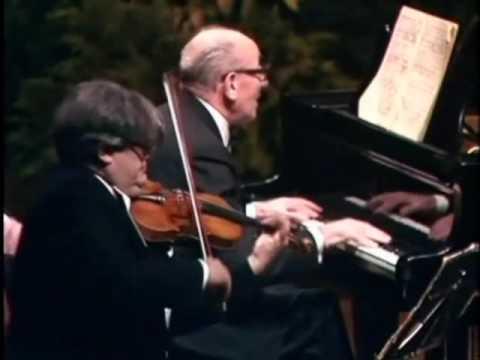 """Schubert: """"Trout"""" Quintet D667 1/5 Amadeus Curzon (1977)"""