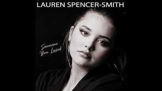 """Someone you loved"" (Cover, Lewis Capaldi) studio version by Lauren Spencer-Smith"