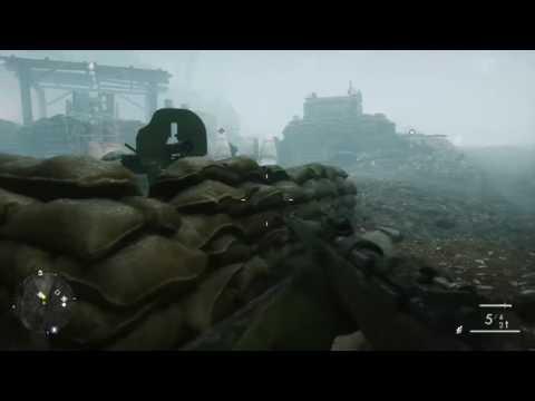 """Battlefield 1 War Stories Part 2 """"Fog Of War"""""""
