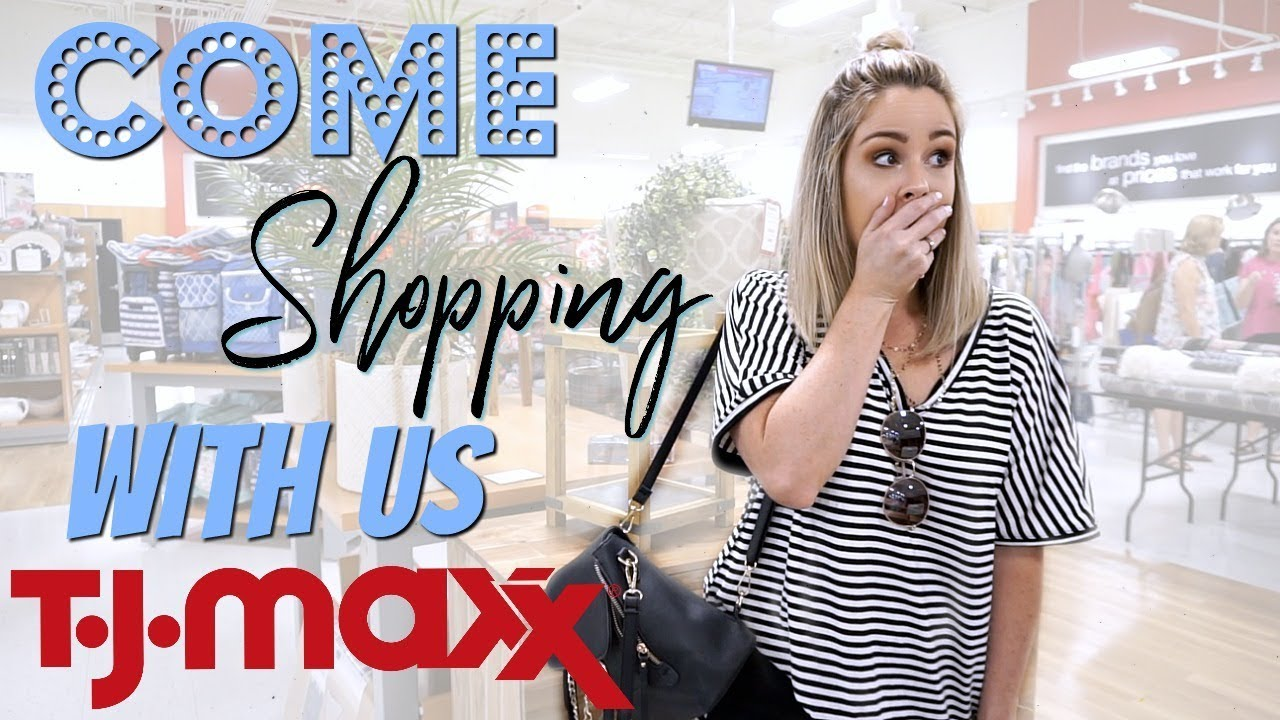 You WON'T Believe What I Found at TJMaxx!!