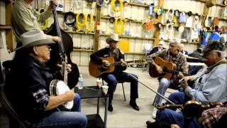 Ocoee Parking Lot Bluegrass Jam